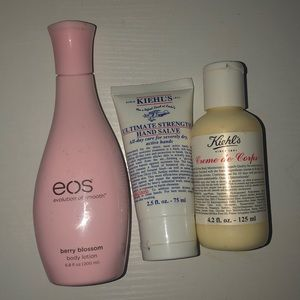 eos and kiehls bundle